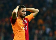 Galatasaray ilk yarılarda suskun