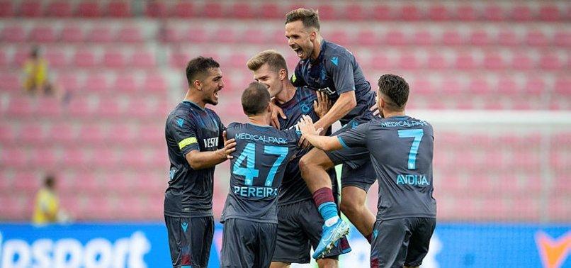 sparta prag trabzonspor maç özeti ile ilgili görsel sonucu
