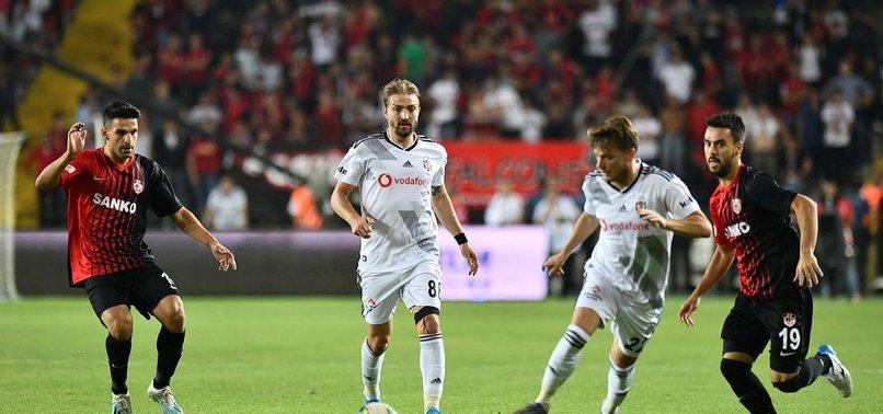 Beşiktaş'ta kırmızı alarm