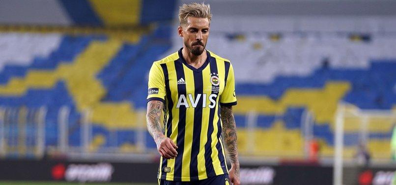 Son dakika spor haberi: Fenerbahçe'nin yıldız ismi Jose Ernesto Sosa flaş açıklamalarda bulundu! Şampiyonluk...