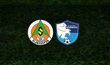 Alanyaspor - BB. Erzurumspor maçı saat kaçta ve hangi kanalda?