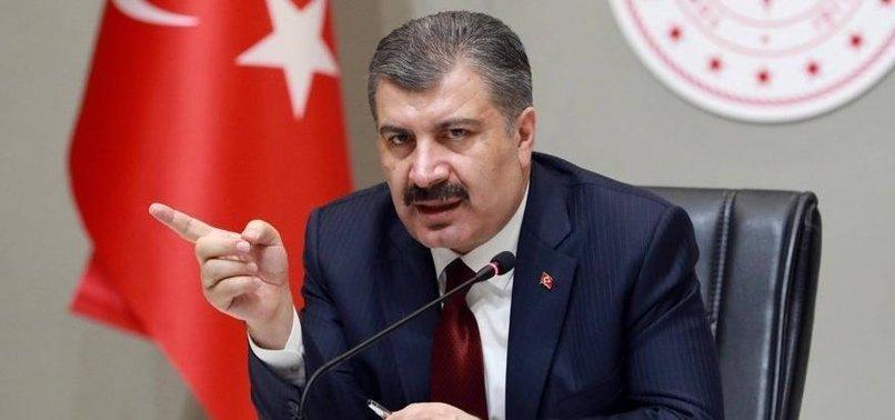 Türkiye'de corona virüsü rakamları kaç oldu? Sağlık Bakanı Fahrettin Koca açıkladı (Türkiye Günlük Koronavirüs Tablosu - 22 Ekim)