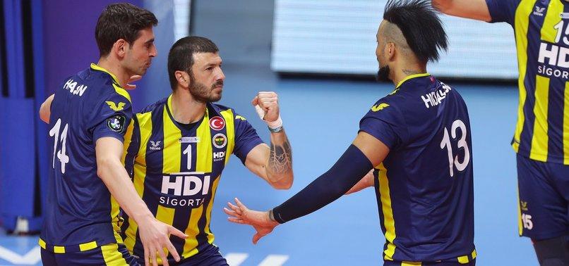 Fenerbahçe HDI Sigorta 3-0 Solhan Spor (MAÇ SONUCU-ÖZET)