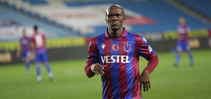 Trabzonspor'da Anthony Nwakaeme riske edilmeyecek