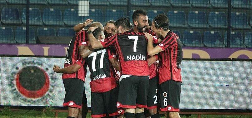 Gençlerbirliği Süper Lig'e koşuyor