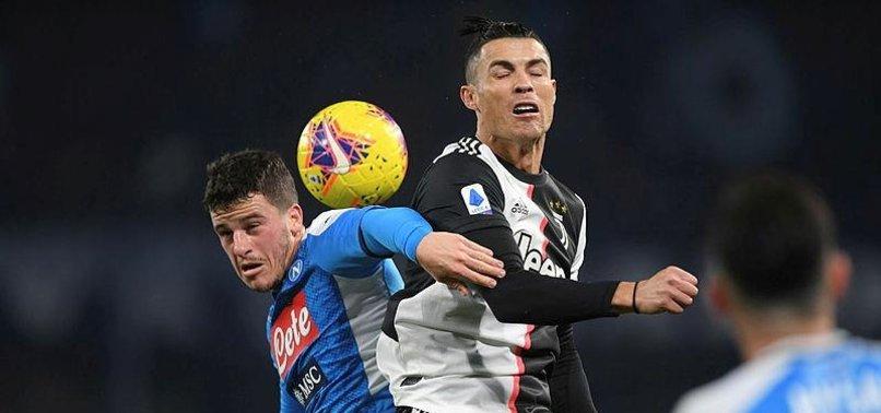 Juventus-Napoli maçı için karar verildi! İtiraz...