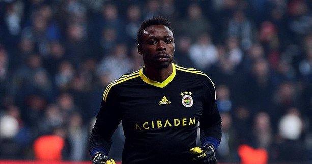 Fenerbahçeli taraftarlardan Kameni'ye büyük tepki!