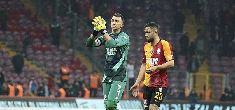 Galatasaray'da Muslera korkusu