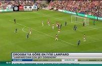 Drogbaya göre en iyisi Lampard