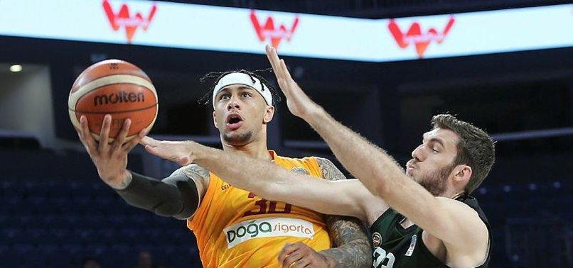 Galatasaray ezip geçti