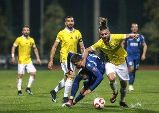 Fenerbahçe hazırlık karşılaşmasında berabere kaldı