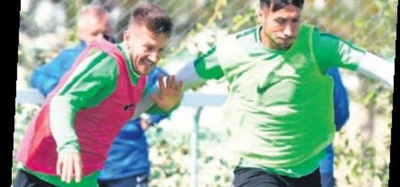 Konyaspor'da savunmaya uyarı