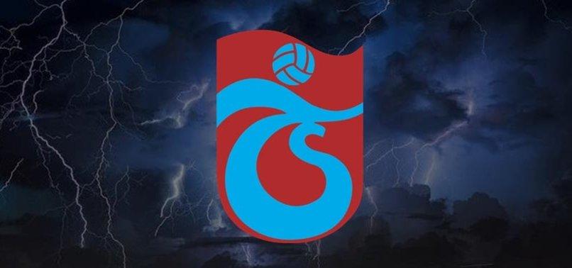 Trabzonspor'a rüzgar engeli! Uçak kalkış yapamadı