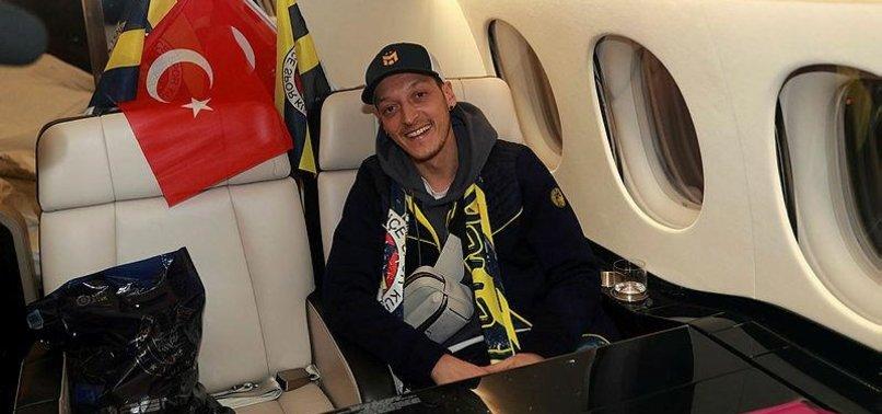 Mesut Özil geldi Fenerbahçe borsada uçtu!