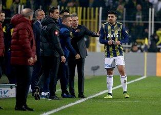 İşte derbinin faturası! Fenerbahçe'de Ozan Tufan...