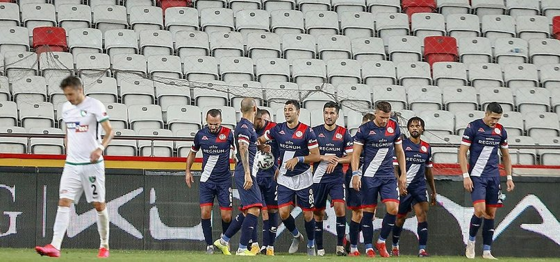 Süper Lig: Antalyaspor 1-0 Denizlispor | MAÇ SONUCU