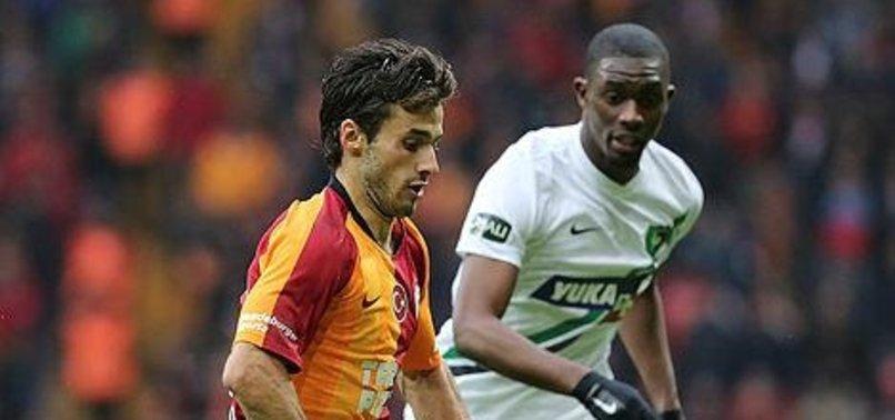 Galatasaray'a Saracchi müjdesi