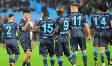 Trabzonspor'un yabancıları Süper Lig'i solladı!