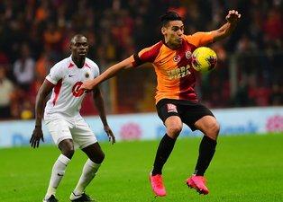 Falcao açıkladı! Galatasaray'a gelme nedenim...