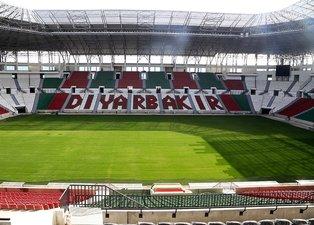 İşte Yeni Diyarbakır Stadyumu