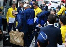 Fenerbahçe Slovakyaya gitti