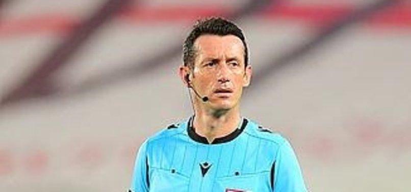 İşte Fenerbahçe - Beşiktaş derbisinin hakemi Tugay Kaan Numanoğlu'nun tuttuğu takım! Babası açıkladı