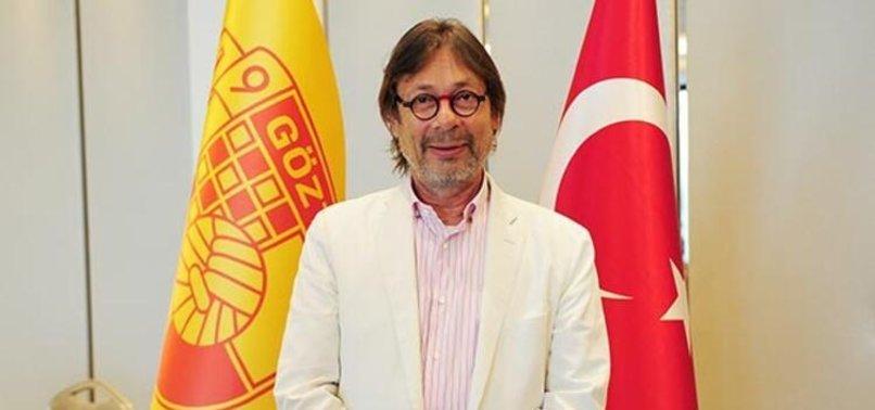 Göztepe'ye yabancı patron