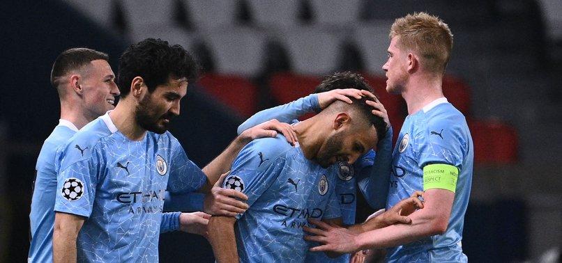 Paris Saint-Germain 1-2 Manchester City (MAÇ SONUCU - ÖZET)