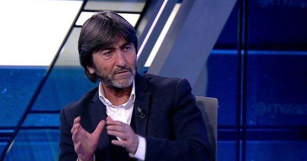 Rıdvan Dilmen'den flaş sözler! Bu kararı TFF değil UEFA aldı