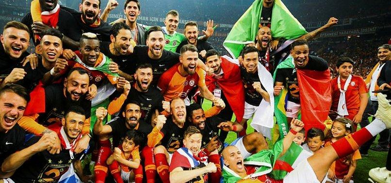 Galatasaray Fenerbahçe'den unvanı aldı