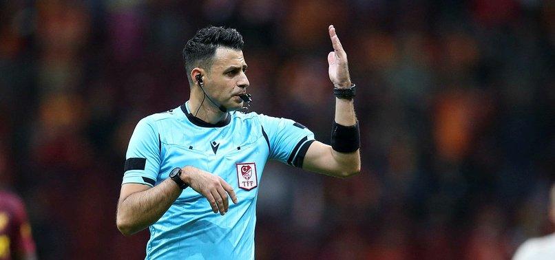 Süper Lig'de haftanın hakemleri açıklandı! Trabzonspor - Fenerbahçe derbisini Ali Şansalan yönetecek