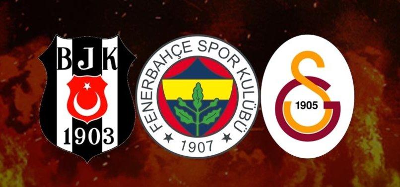 Süper Lig'de şampiyonluk oranları değişti! Beşiktaş, Fenerbahçe ve Galatasaray...