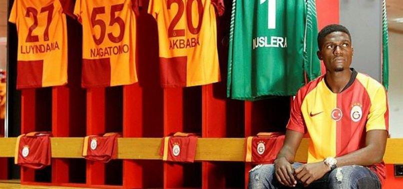 Galatasaraylı Valentine Ozornwafor Kayserispor'da!