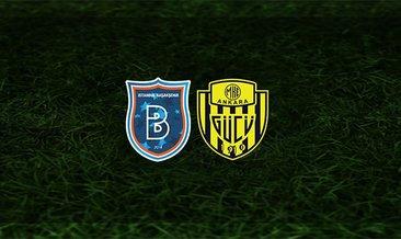 Başakşehir - Ankaragücü maçı saat kaçta ve hangi kanalda?