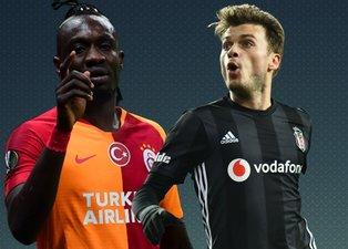 Süper Lig'de sezonun 11'i belli oldu!