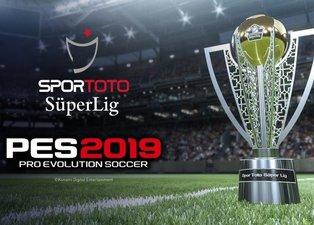İşte PES 2019da Süper Lig yıldızlarının yüzleri...
