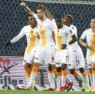 Başakşehir Galatasaray maçından kareler