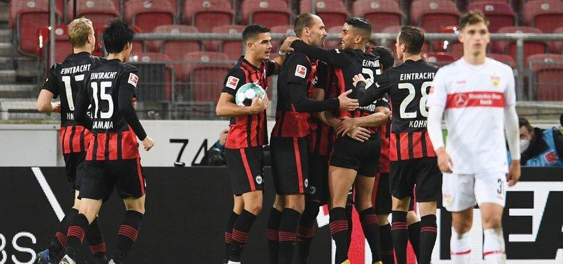 Bundesliga: Stuttgart 2-2 Eintracht Frankfurt   MAÇ SONUCU   GOLLERİ İZLE