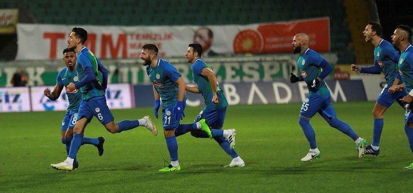 Çaykur Rizespor 2-1 Antalyaspor MAÇ SONUCU - ÖZET - Aspor