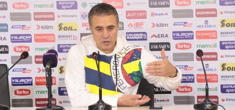 Fenerbahçe'de Ersun Yanal'a büyük şok!