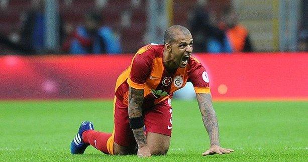 Beşiktaş-Galatasaray derbisi öncesi Felipe Melo'dan oyunculara mesaj!