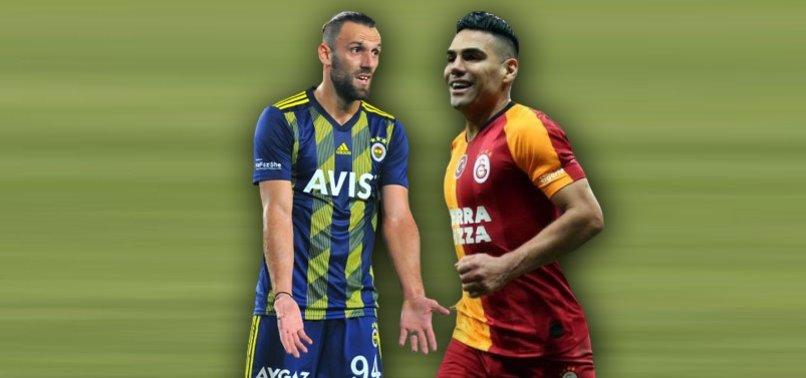 Yok böyle bir değişim! Vedat Muriqi ve Radamel Falcao...