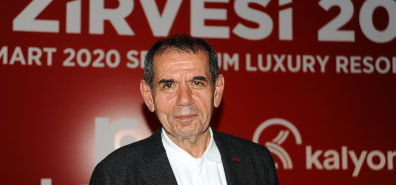 Dursun Özbek'ten şampiyonluk açıklaması!