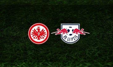 Eintracht Frankfurt - Leipzig maçı saat kaçta ve hangi kanalda?