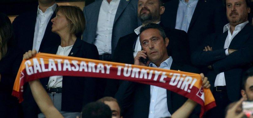 GalatasaraytaraftarındanAli Koç'a büyük tepki!