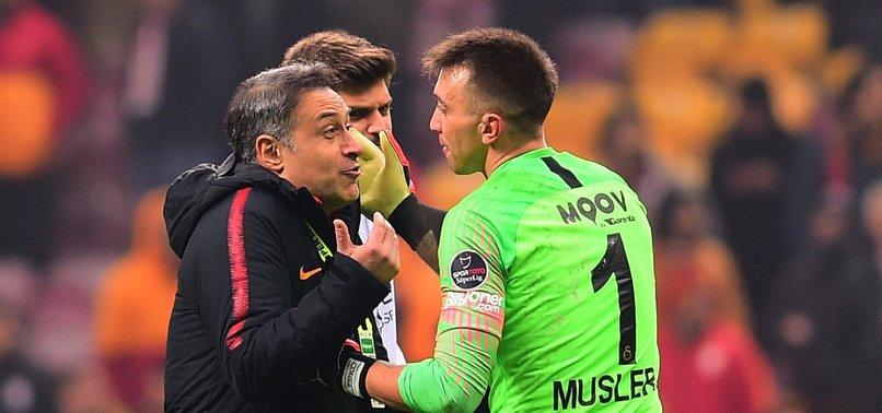 Fernando Muslera ne zaman sahalara dönecek? Kulüp doktoru Yener İnce açıkladı!