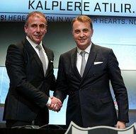 Beşiktaştan Galatasaraya tarihi transfer çalımı! Resmen duyurdular