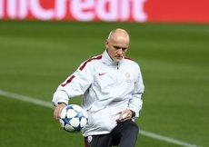 Galatasarayda Taffarel göreve başladı