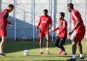 Sivasspor hazırlıklarına devam ediyor