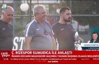 Hasan Kartal'dan Sumudica ve transfer sözleri!